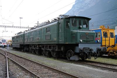 11801 at Erstfeld Depot on 8th September 2007 (1)
