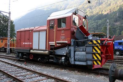 97 at Erstfeld on 8th September 2007 (2)