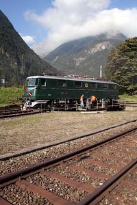 11402 at Erstfeld Depot on 8th September 2007 (2)