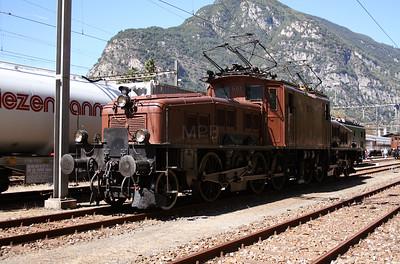 14253 at Biasca on 8th September 2007