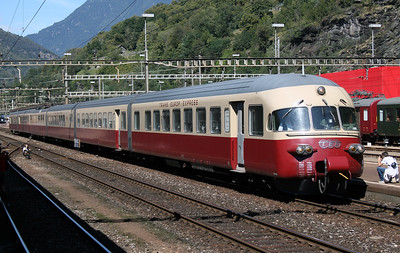 1053 at Biasca on 8th September 2007 (1)