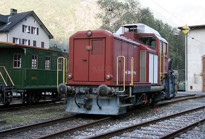 97 at Erstfeld on 8th September 2007 (1)