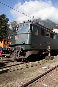 11510 at Erstfeld Depot on 8th September 2007 (2)
