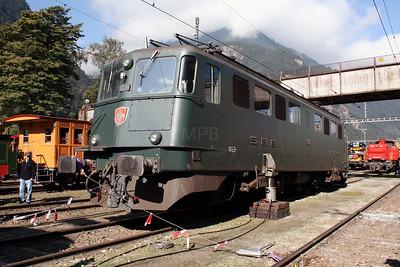 11510 at Erstfeld Depot on 8th September 2007 (1)