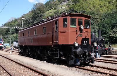 12504 at Biasca on 8th September 2007 (1)