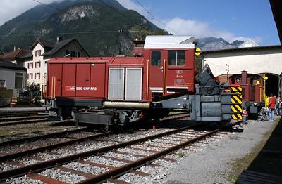 97 at Erstfeld on 8th September 2007 (3)