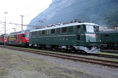 11402 at Erstfeld Depot on 8th September 2007 (1)