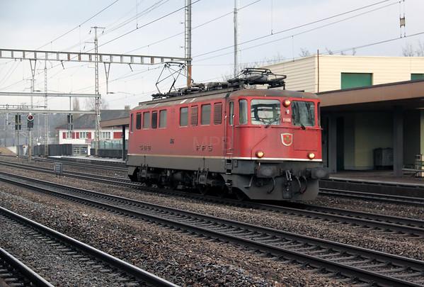 CH Class 610 (Ae 6/6)