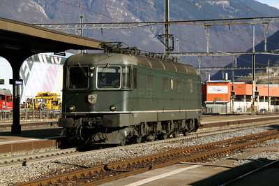 2) 11659 at Bellinzona on 20th January 2011