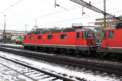 11653 at Rotkreuz on 26th January 2011