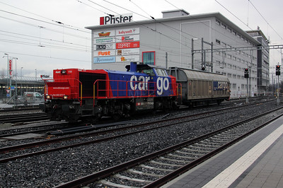 1) 843 077 at Suhr on 19th January 2011