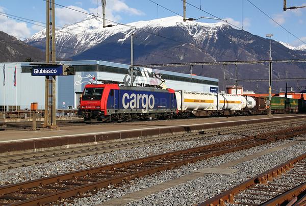 CH Class 484