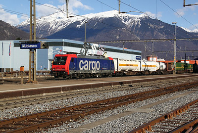 Switzerland stock class order