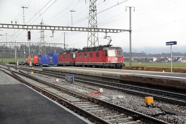 CH Class 620 (Re 6/6)