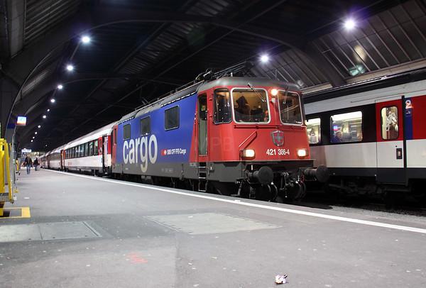 CH Class 421 (Re 4/4)