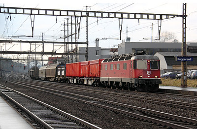 11608 at Rupperswil on 19th January 2011
