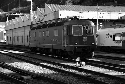 1) 11659 at Bellinzona on 20th January 2011
