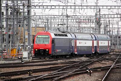 Switzerland - Non railtour