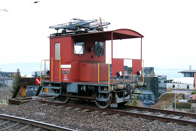 1) SOB, 216 039 at Schindellegi Feusisberg on 17th January 2014