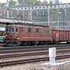 BLS, 173 at Arth Goldau on 17th January 2014