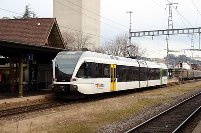 2) 526 740 (94 85 7526 740-6 CH-THB) at Gossau SG on 16th January 2014