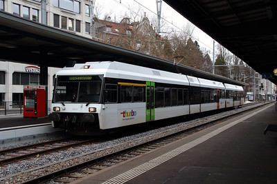 526 683 (94 85 7526 683-8 CH-THB) at St Gallen on 16th January 2014