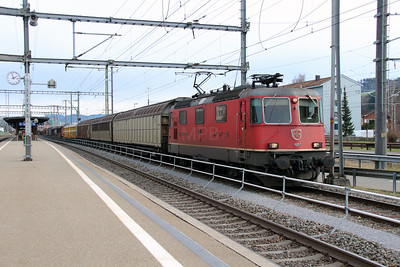11297 at Gossau SG on 16th January 2014