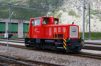 MGB, 4971 at Andermatt on 8th June 2007 (1)