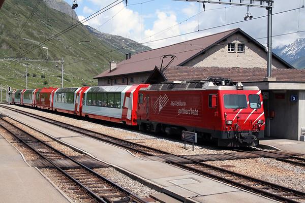 Switzerland - June 2007