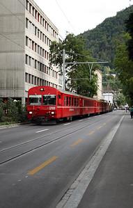 RhB, 1701 at Chur on 11th June 2007 (1)