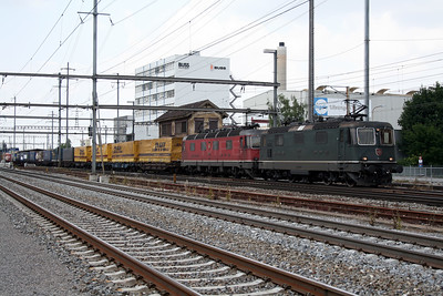 11309 & 11681 at Pratteln on 12th June 2007