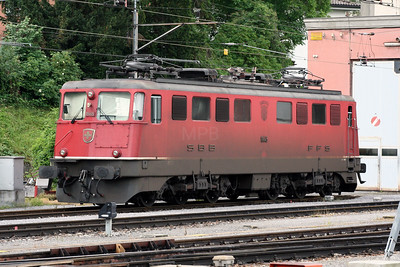 11445 at Chur on 8th June 2007