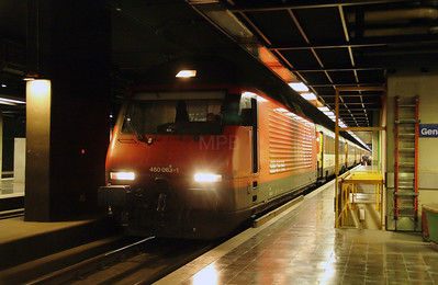 1) 460 063 at Geneve Airport on 9th May 2014