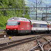 1) 460 108 at Arth Goldau on 11th May 2014
