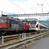 1) 420 165 at Arth Goldau on 11th May 2014
