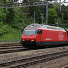 2) 460 108 at Arth Goldau on 11th May 2014