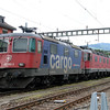 3) 420 165 at Arth Goldau on 11th May 2014