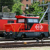 922 013 (97 85 1922 013-8 CH-SBB) at Chur on 10th May 2014