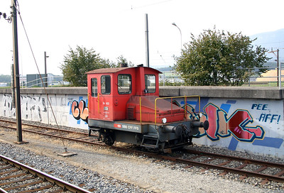 453 at Luterbach Attisholz  on 4th October 2004