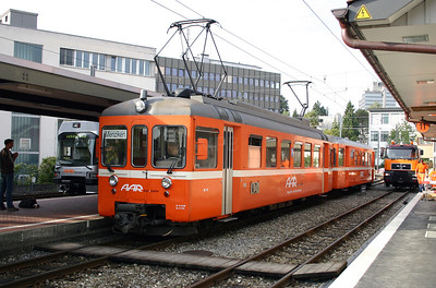 WSB, Be12 at Aarau WSB on 4th October 2004