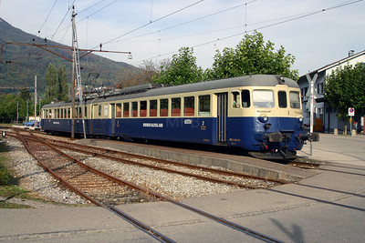 OeBB, 244 at Oensingen on 4th october 2004