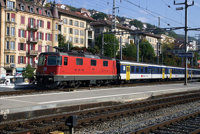 11245 at Neuchatel on 5th October 2004
