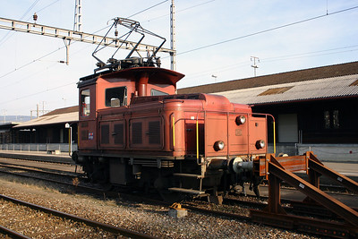 341 at Lenzburg on 4th October 2004