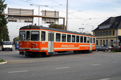 ASM, 154 at Solothurn on 4th October 2004