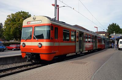 RBS, 48 at Unterzollikofen on 4th October 2004