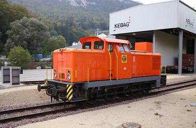 Unknown between Oensingen & Klus on 4th October 2004