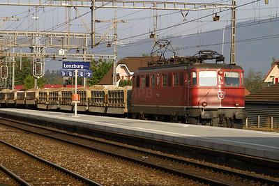 11448 at Lenzburg on 4th October 2004 (2)