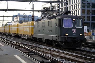 11347 at Zurich Altstetten on 4th October 2004