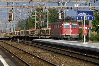 11448 at Lenzburg on 4th October 2004 (1)