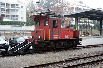 1) Te3 157 at Locarno on 1st November 2005
